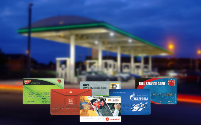 Carduri combustibil
