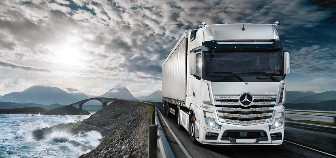 Industria transporturilor rutiere de marfă